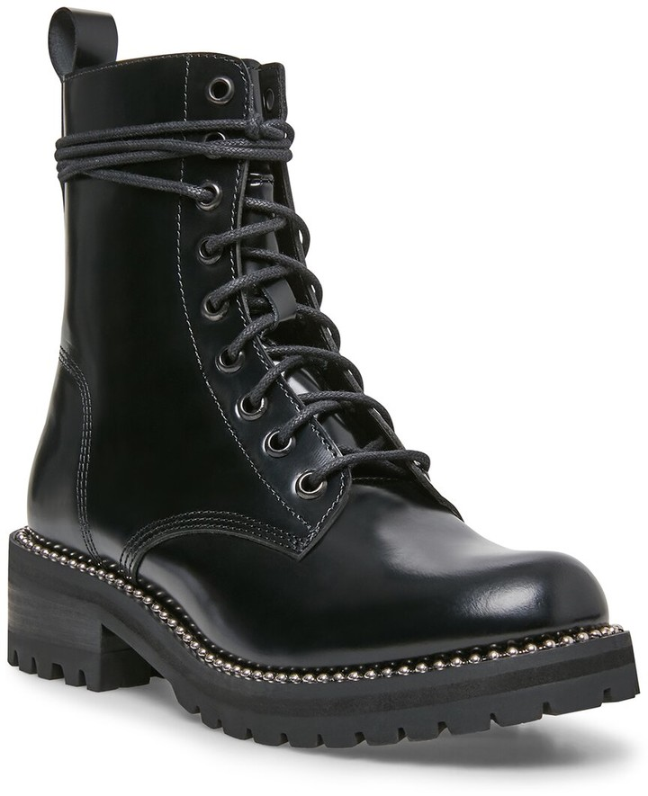 Thumbnail for your product : Steven by Steve Madden Gardy Leather Boot