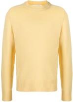 Extreme Cashmere oversized long-sleeved jumper