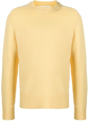 Extreme Cashmere oversized long-sleeved jumper