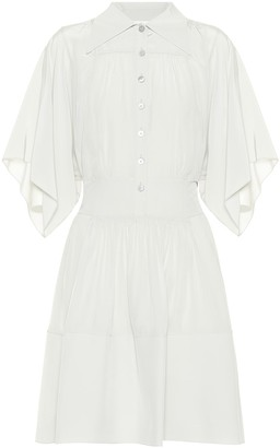 Chloé Silk minidress