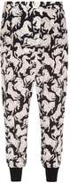 Stella McCartney Joey Printed Jogging Pants