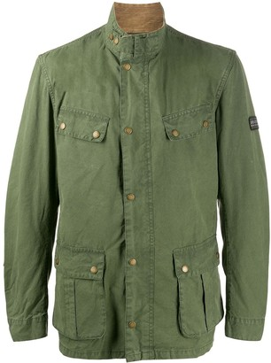 Barbour Military Flap Pocket Jacket