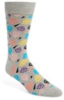 Happy Socks Men's Diamonds Socks