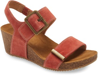 Comfortiva Emberly Wedge Sandal