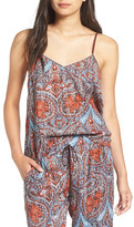 Band of Gypsies Paisley Print Camisole