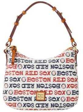 Dooney & Bourke Boston Red Sox Small Kiley Hobo Bag