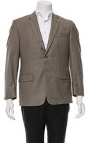 Michael Kors Wool Notch Lapel Blazer