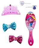 TownleyGirl Dreamworks Trolls Hair Accessories Kit for Girls