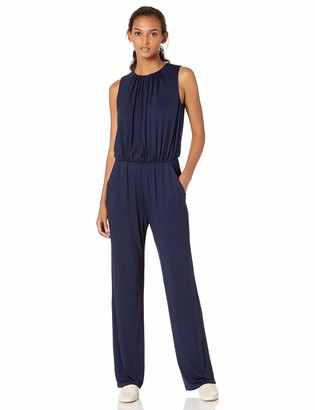 Trina Turk Women's Finch Ruched Top Jumpsuit