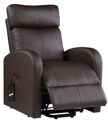 Brown Leather Recliner Chair Shop The World S Largest Collection Of Fashion Shopstyle