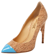 Jerome C. Rousseau Flicker Pointed-Toe Pump