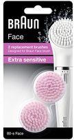 Braun Silk Epil Face - extra sensitive refill