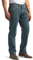 Lee Men's Regular-Fit Stretch Straight-Leg Jeans