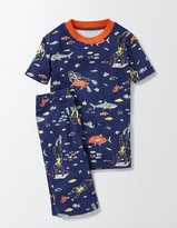 Boden Glow-in-the-dark Short Johns