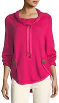Neon Buddha Rivington Cowl-Neck Sweater, Plus Size