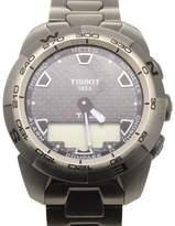 Tissot T Touch Expert T013420A Titanium 45 mm x 45 mm Sport Watch