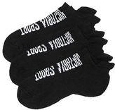 Victoria Sport 3-Pack Ankle Socks