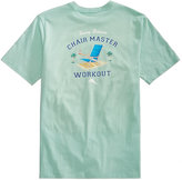 Tommy Bahama Men's Chair Master Workout Graphic-Print T-Shirt