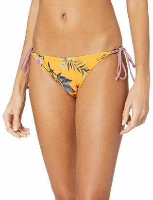 Vicious Young Babes   Vyb Vicious Young Babes - VYB Junior's Reversible Ring Tie Swimsuit Bikini Bottom