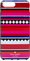 Kate Spade Geo Stripe iPhone 7 Plus Case