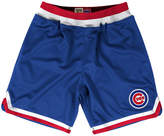 Mitchell & Ness Men's Chicago Cubs Mlb Men's Playoff Win Shorts