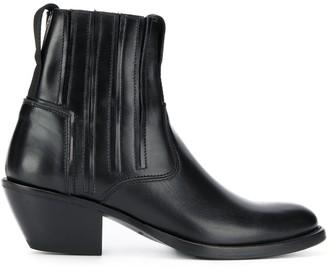 Bruno Bordese Texan boots