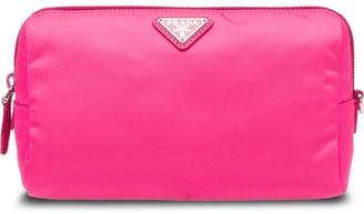 Prada Zipped Cosmetic Bag