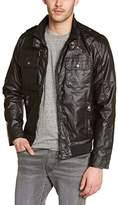Lonsdale London Men's Dorchester Jacket -X-Large