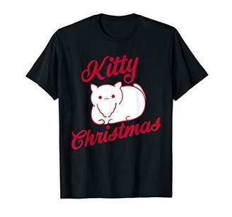 Christmas Cat Kitty Christmas Merry Christmas T-Shirt