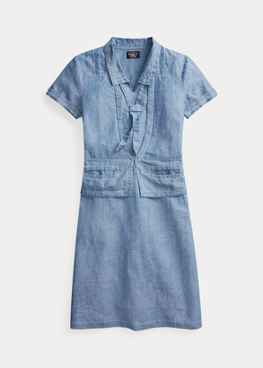 Ralph Lauren Chambray Dress