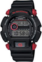 G-Shock G SHOCK Mens Black Resin Strap Sport Watch DW9052-1C4CR