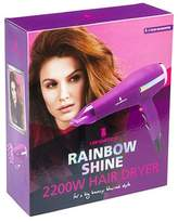 Lee Stafford Rainbow Shine 2200w Hair Dryer
