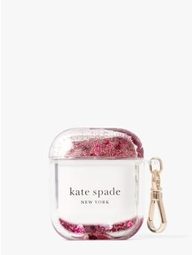 Kate Spade Glitter Airpods Case