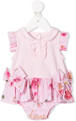 Lapin House Floral Print Body