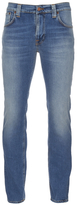 Nudie Jeans Thin Finn Skinny Jeans Indigo Shuffle