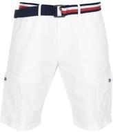 Tommy Hilfiger John Cargo Shorts White