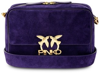 Pinko Logo-Plaque Crossbody Bag