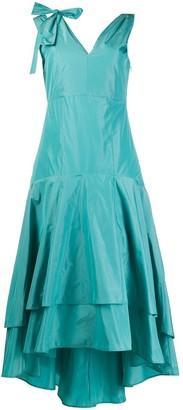 Pinko Sleeveless Dropped Waist Dress