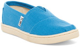 Toms Canvas Slip-On Shoe (Little Kid & Big Kid)