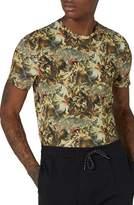 Topman Battle Print T-Shirt