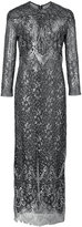 J. Mendel long-sleeved baroque lace dress