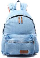 Eastpak Padded Pak'r Kuroki Denim Limited Edition Backpack Bleach Wash