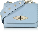RED Valentino Leather Shoulder Bag w/Stars