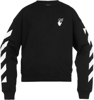 Off-White Diag Agreement Sweater