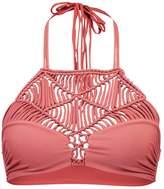 Mikoh WAIMEA Bikini top lychee