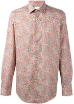Paul Smith paisley print shirt - men - Cotton - 15