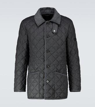 MACKINTOSH Waverly wool jacket