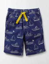 Boden Printed Board Shorts