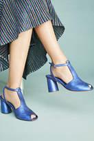 Rachel Comey Parker Metallic Heels