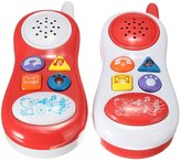 GeoBIX(TM) Baby Kids Children Educational Learning Study Musical Sound Toys Phone FCI#